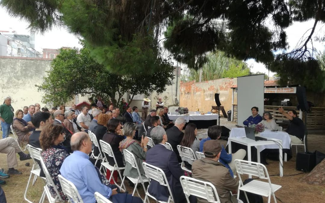 «From the mountain to the factory» project was launched at a public event in Lisbon