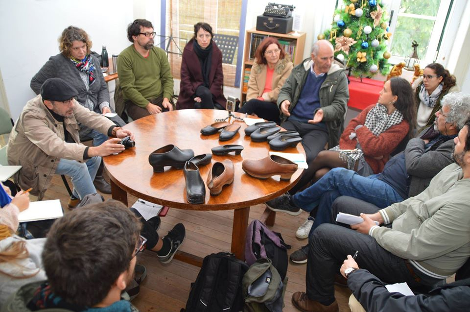 Collective memory sessions in Marvila (Lisbon)