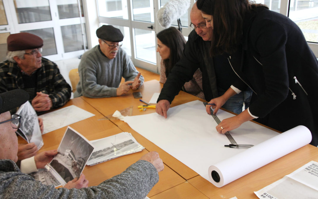 Collective memory workshops at Castro Daire Municipal Library