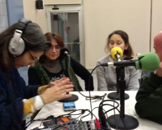 [Ràdio] Primera visita de Consol Llupià