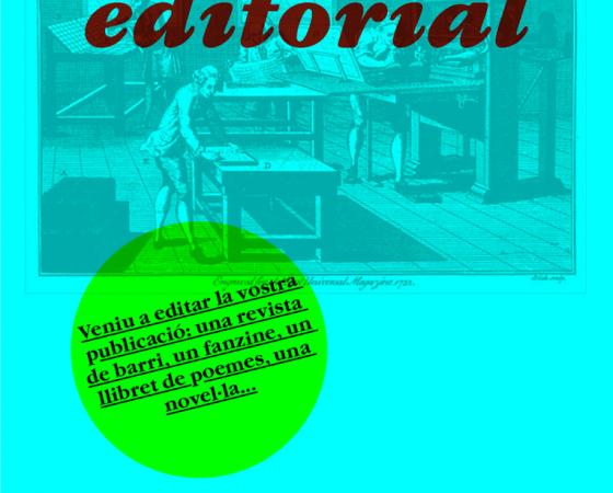 Obrim el Laboratori editorial Des dels blocs