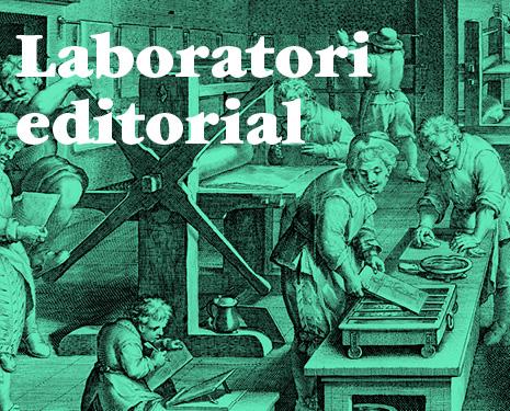 Laboratori Editorial Des dels blocs a la Biblioteca La Florida