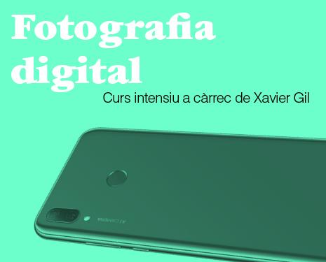 Curs intensiu de fotografia digital bàsica