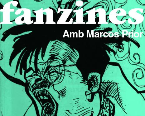 Parlem de fanzines amb Marcos Prior