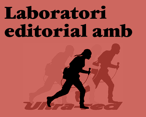 Laboratori Editorial con Ultra-red