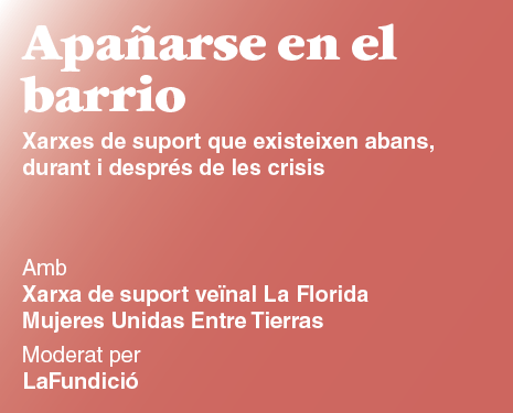 Ràdio Des dels Blocs: Apañarse en el barrio