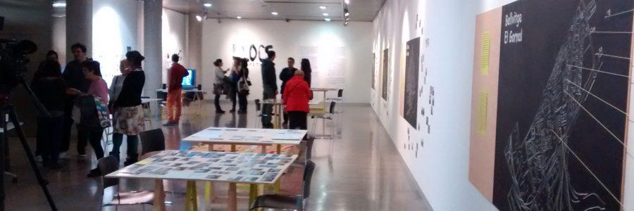 L'exposició LLOCS al CC Bellvitge-Gornal, prorrogada fins al setembre