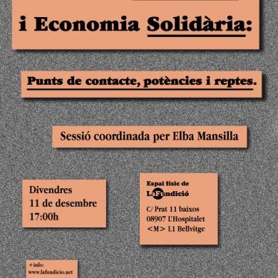 Cartel Economía Feminista
