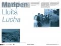 Poster Lucha CICdB Rromano kidipen - Virreina_AAFF2